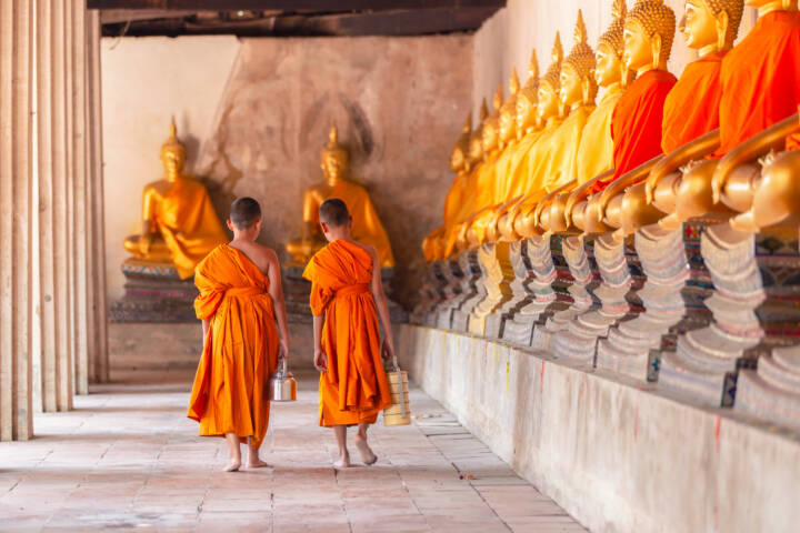 Laos: It's Buddha-Licious