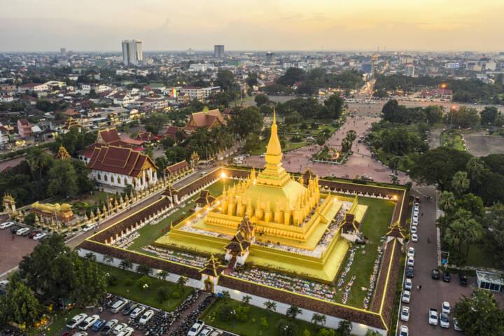 48 Hours in Vientiane, Laos
