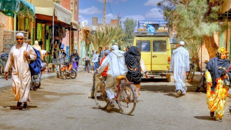 Berber, Marrakesh