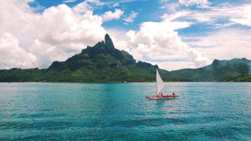 Boat Tour Bora Bora