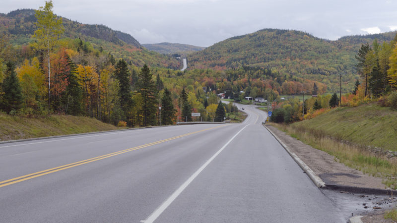 Canada Road Trips 7