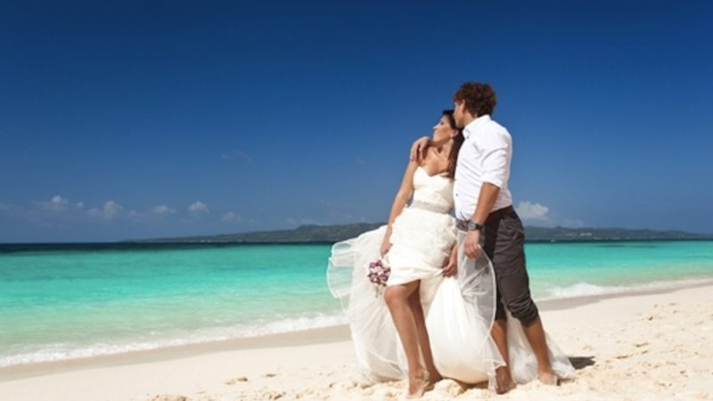 Caribbean Wedding - Antigua