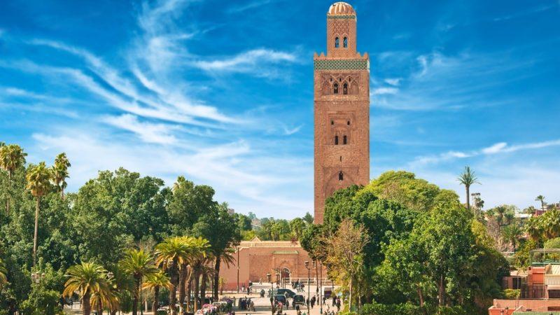 Djemma El Fna square, morocco