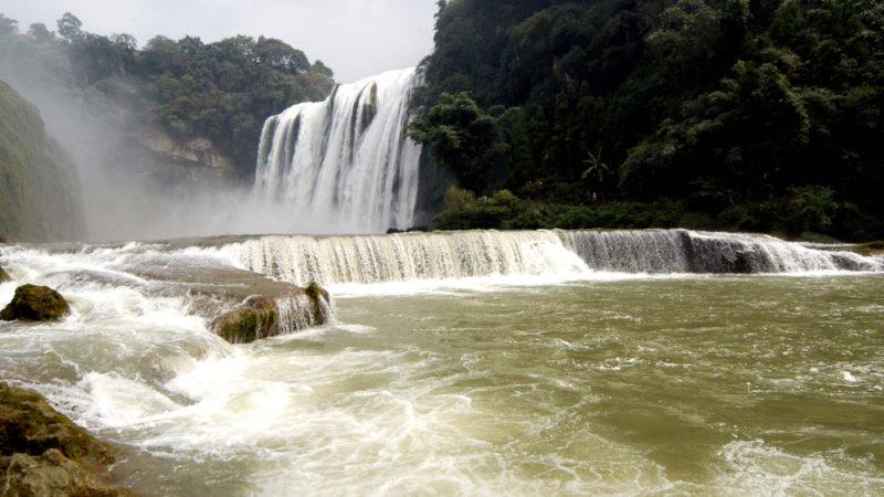 Huangguoshu Falls