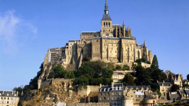 Mont St. Michel, Pháp