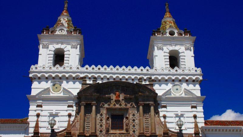 San Francisco Church, Quito Ecuador