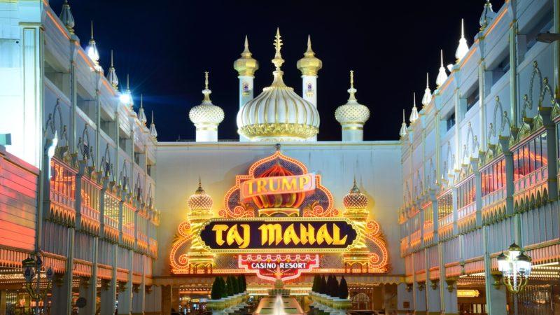 Trump Taj Mahal Atlanta
