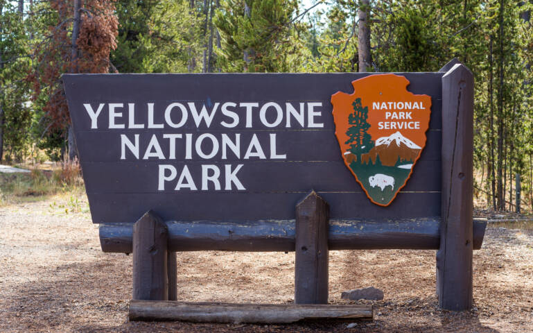 Things to See in Yellowstone National Park