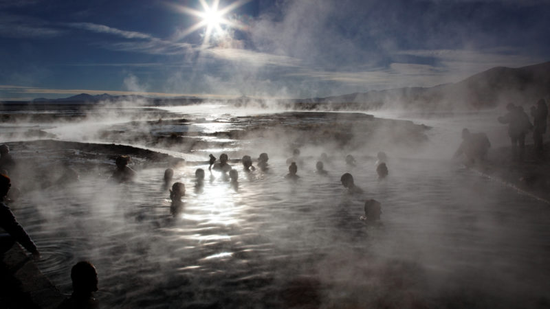 Greenland Hot Springs