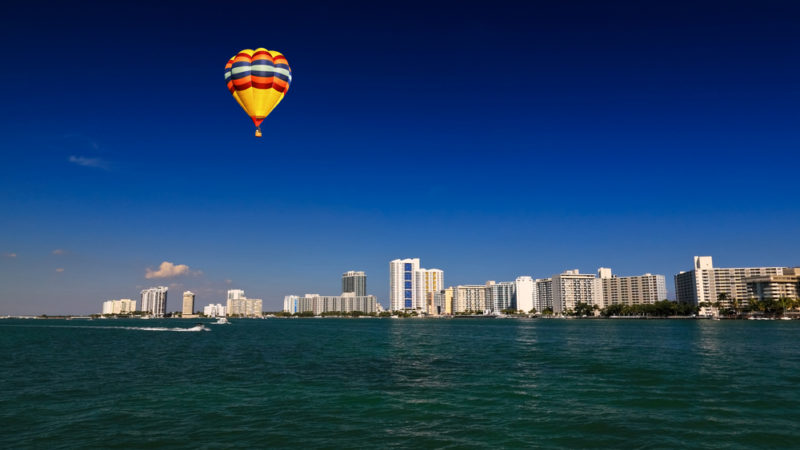 Hot Air Balloon Florida