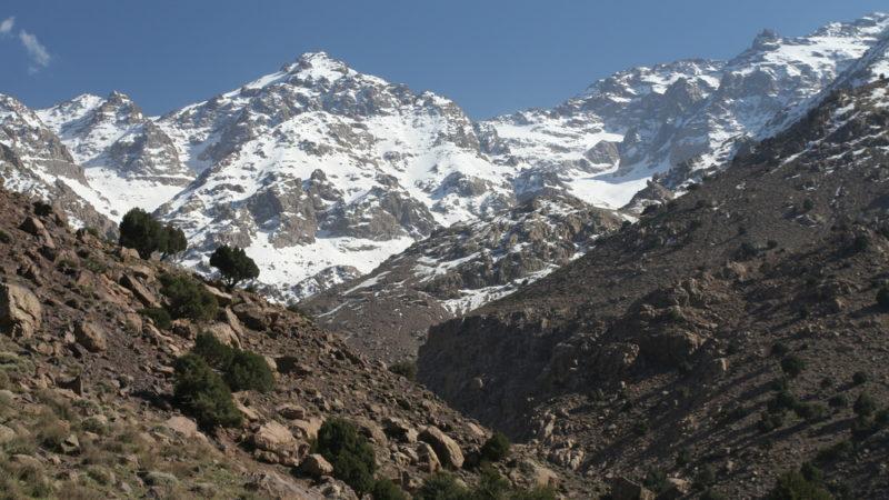 Jebel Toubkal, Morocco