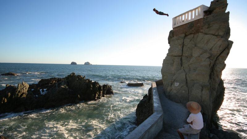 Mazatlan Cliff Diving