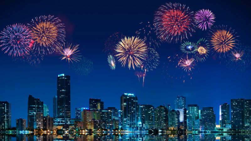 Miami 4th of July