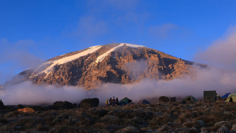 Mount Kilimanjaro, Africa