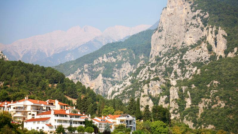 Mount Olympus, Greece