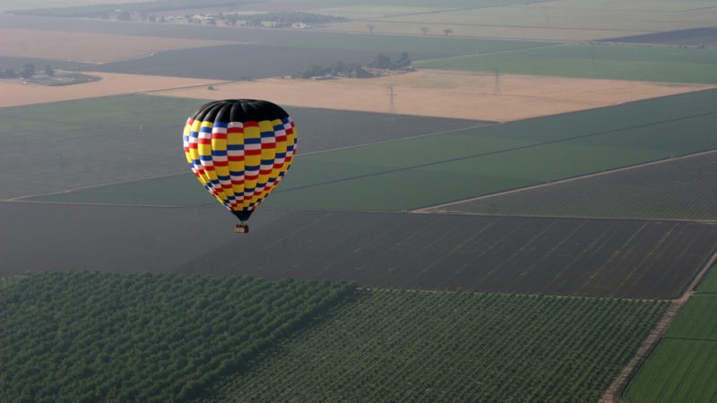 Napa Valley Hot Air Balloon