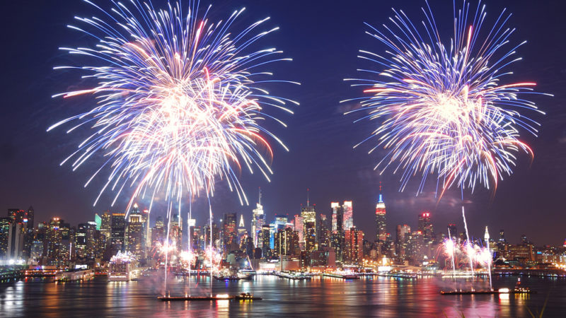 New York 4th of July