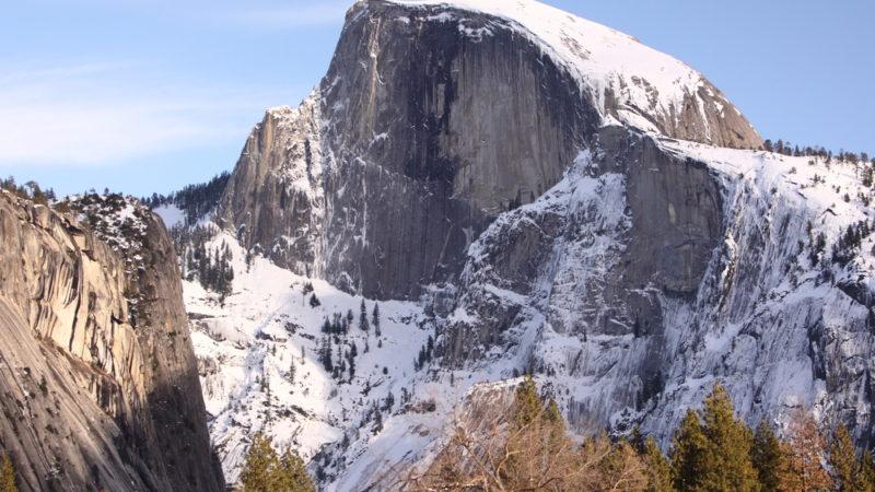The Half Dome Yosemite National Park