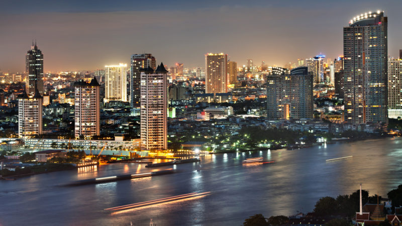 Top Cities 2013 - Bangkok