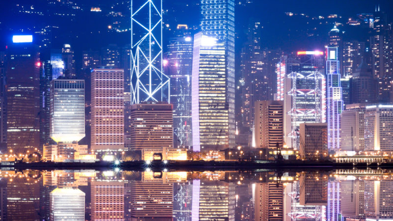 Top Cities 2013 - Hong Kong