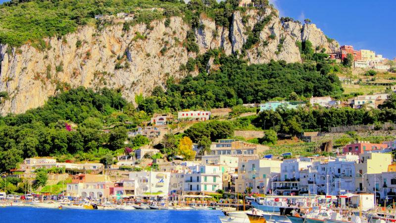 Capri Italy - European Islands