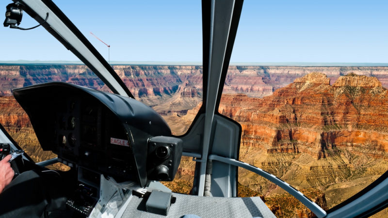 Grand Canyon National Park Helicopter Tour