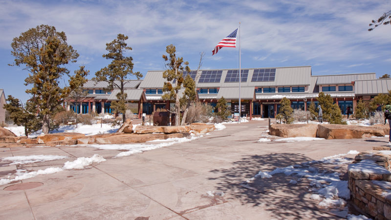 Grand Canyon National Park Visitor Center