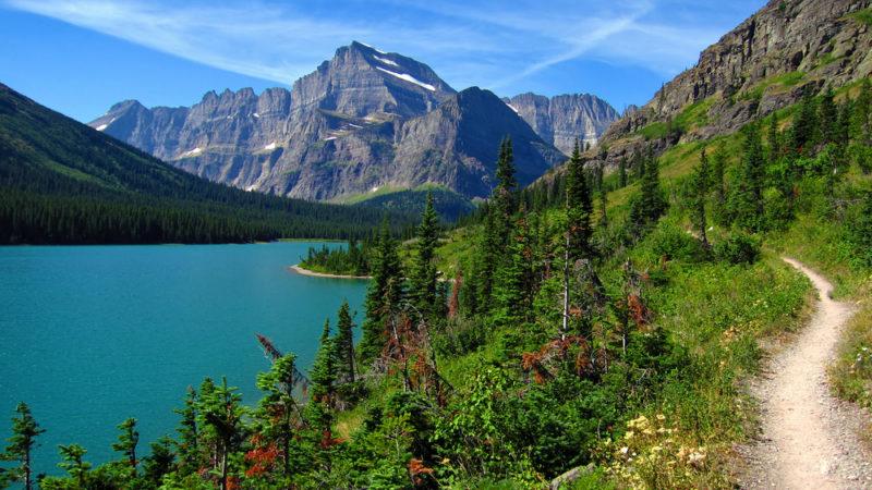 Grinnell Glacier - Glacier National Park