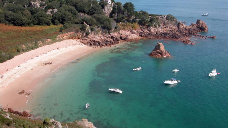 Jersey Island Greece - European Islands