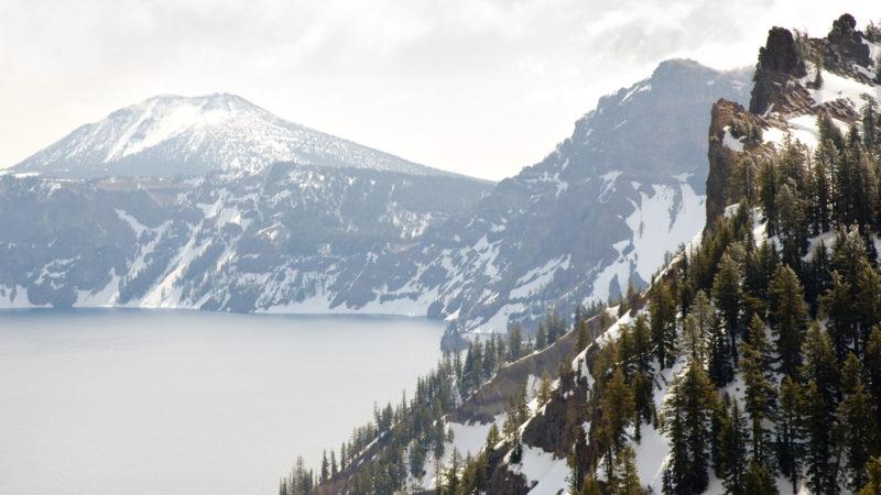 Mount Scott Crater Lake National Park