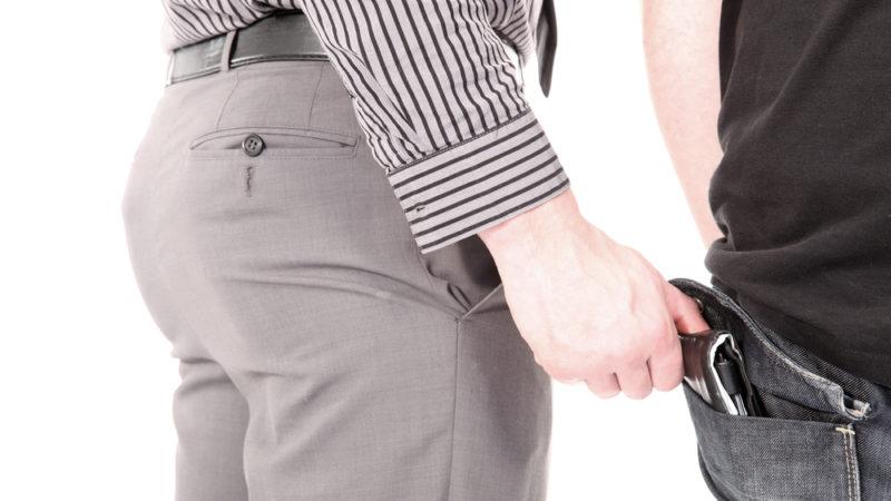 Pickpocket 5