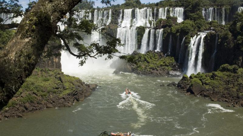 Rafting Iguazu National Park