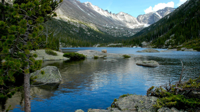 Rocky Mountain National Park Glaciers