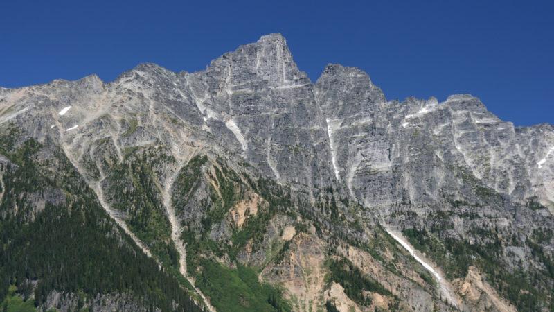 Rogers Pass - Glacier National Park