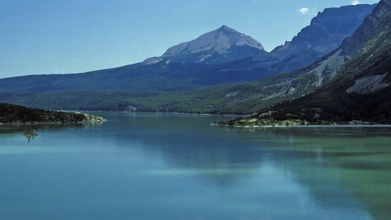 Triple Divide Peak - Glacier National Park