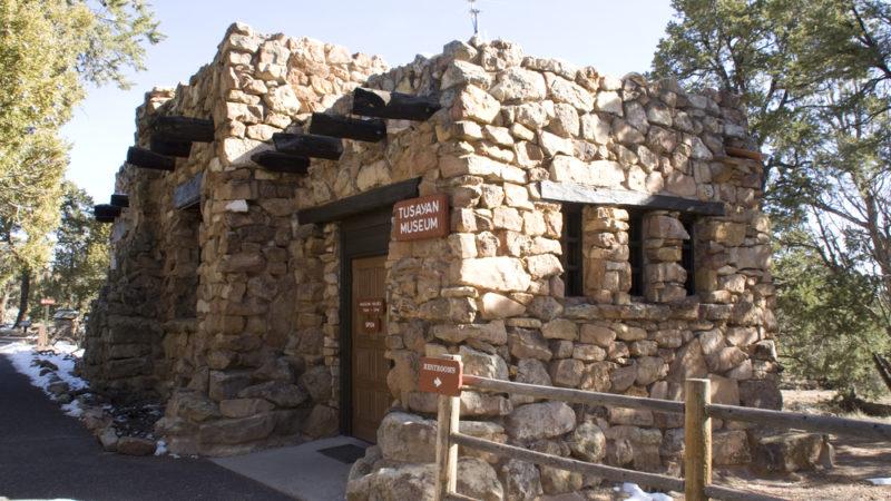 Tusayan Ruins Grand Canyon National Park
