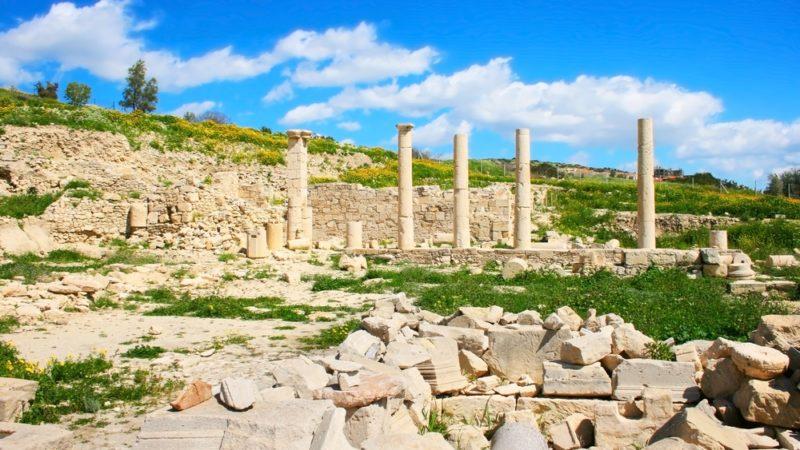 Amathus, cyprus