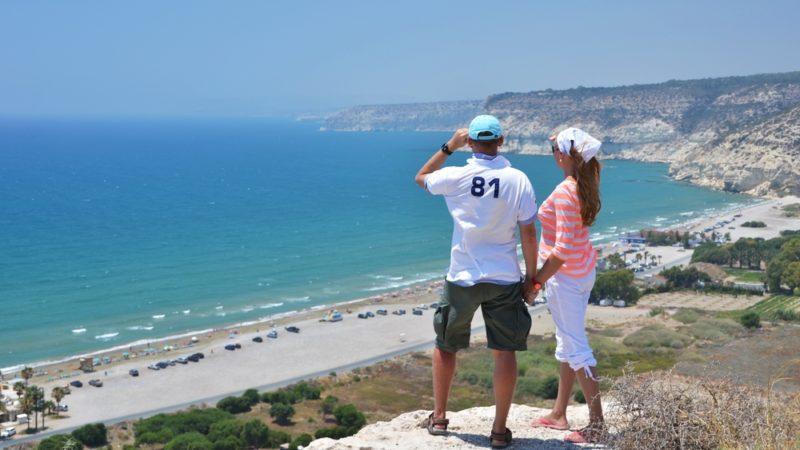 Cape Grecois, cyprus coast