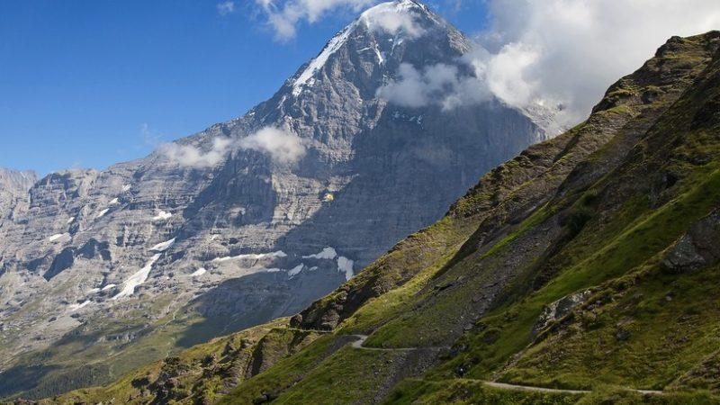 Eiger Switzerland