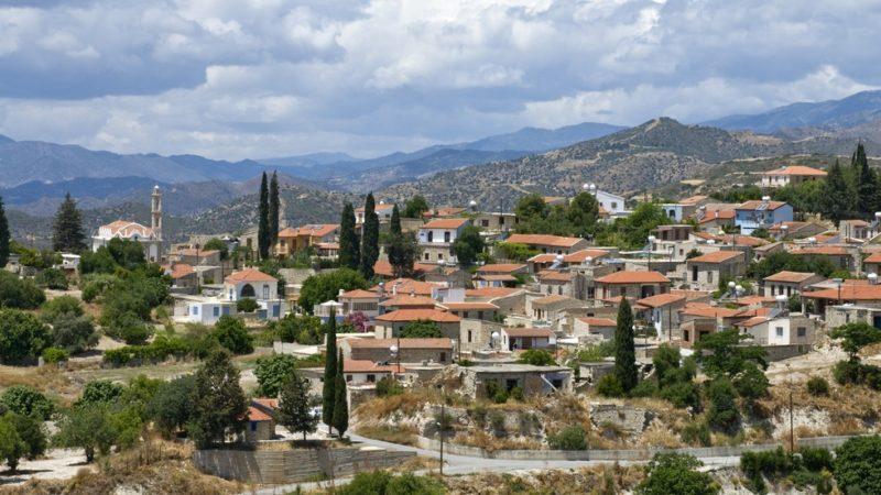 Kato Pyrgos cyprus