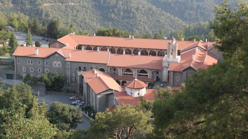 Kykkos Monastery cyprus