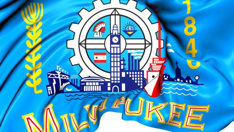 Milwaukee Wisconsin Flag