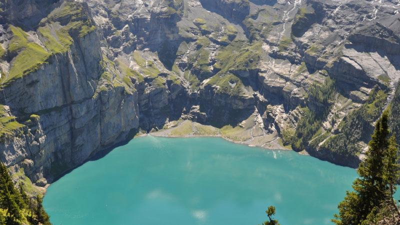 Oeschinensee Switzerland