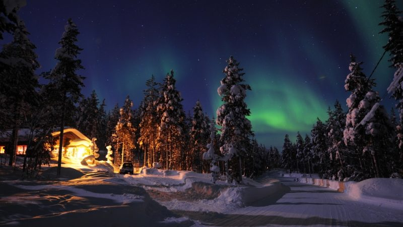 Ivalo, Finland