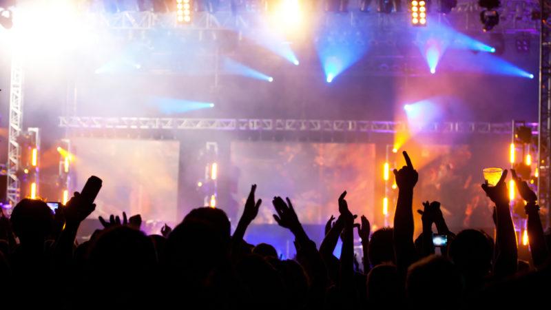 scene concert