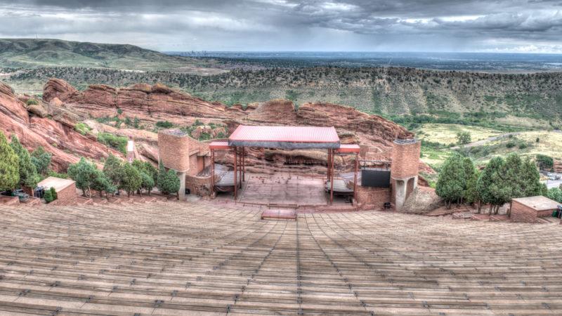 Red Rocks Park Denver