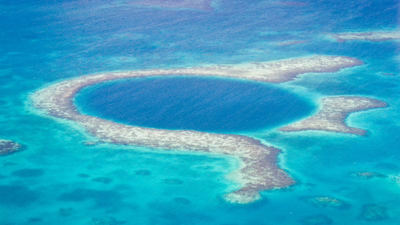 Blue Hole, Belize
