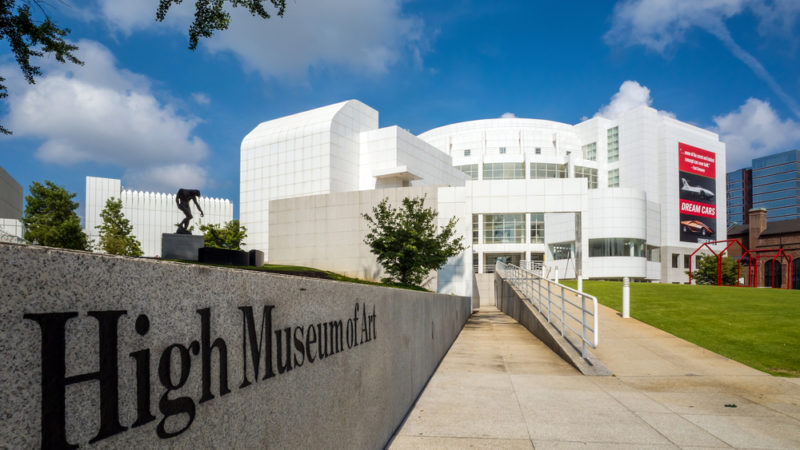 High Museum of Art Atlanta