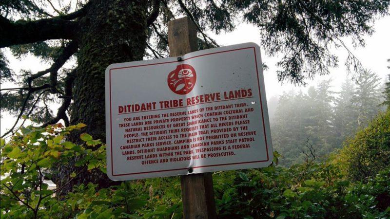 Reserve Lands