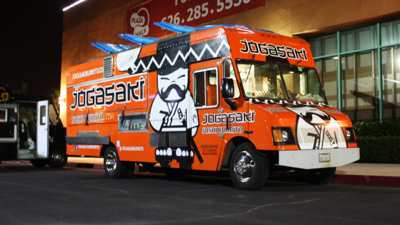 Jogasaki Truck